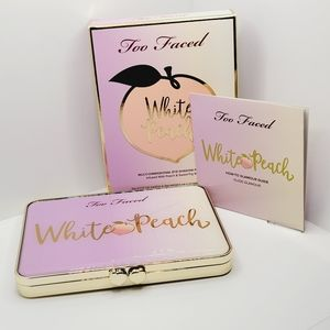🍑 White Peach palette | Too Faced | BN